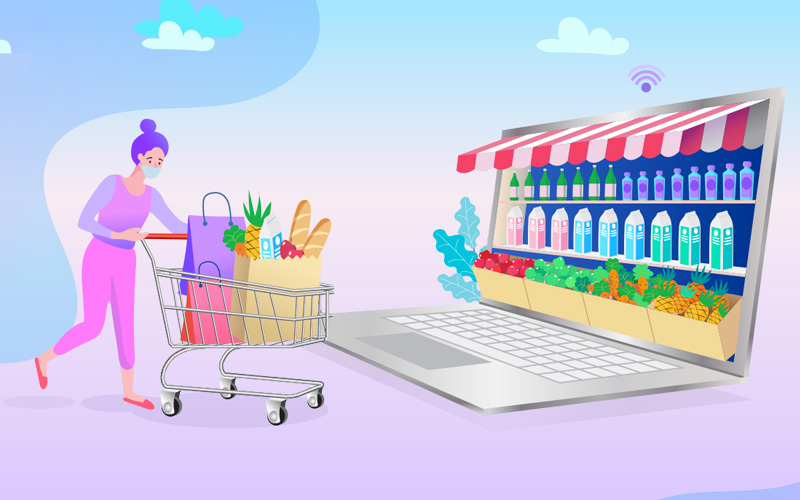 COVID-19: Impone una nueva manera de comer en América